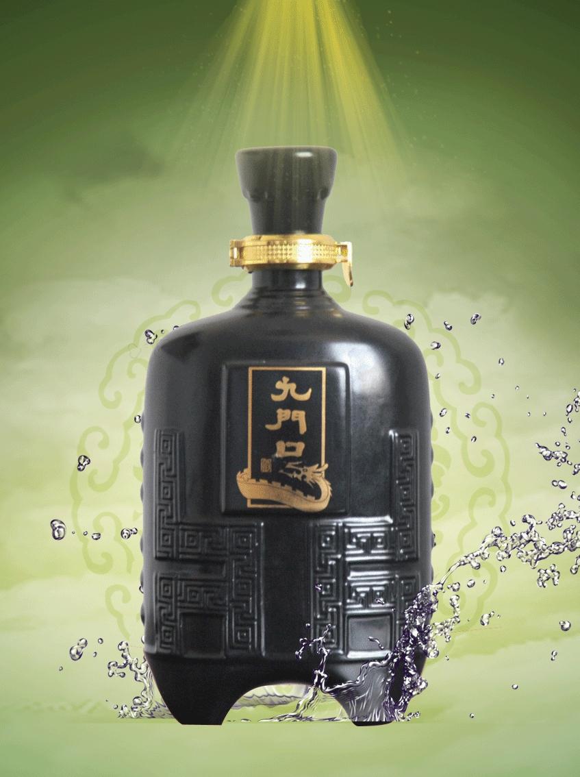 四川战国九鼎瓶