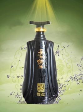 儒风袖口瓶