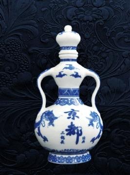 葫芦青花瓶